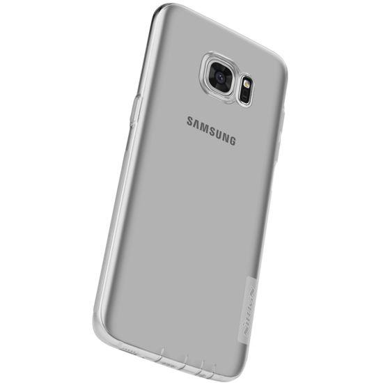 Nillkin pouzdro Nature TPU pro Samsung Galaxy S7, šedý