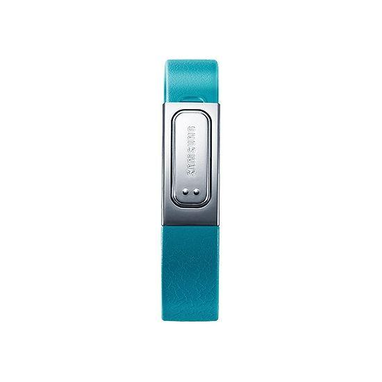 Samsung náramek S Health (malý) EI-HA10SNC pro Galaxy S4 (i9505), modrý