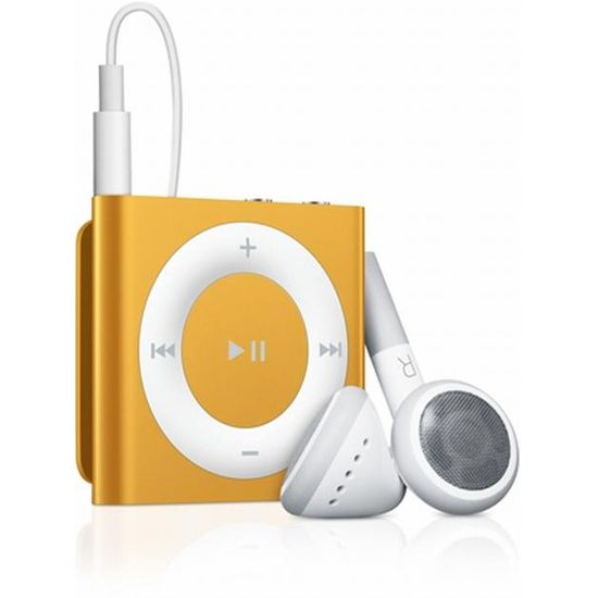 Apple iPod shuffle 2GB Orange 4.gen