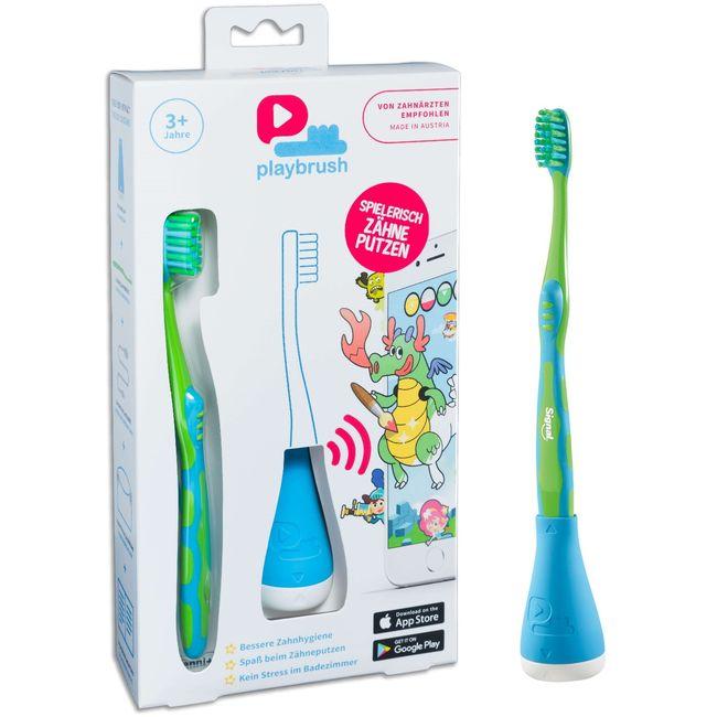 Playbrush nástavec na kartáček pro správné čištění zubů