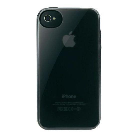 Belkin Apple iPhone 4/4S ochranné pouzdro Essential 013, černé (F8Z844cwC00)