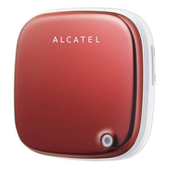 Alcatel One Touch 810 červeno-bílá