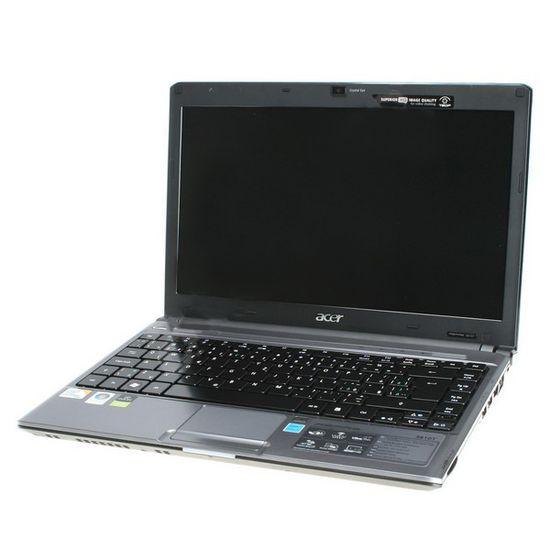 """ACER Aspire 3810T-354G32n Timeline 13.3"""",C2S SU3500,GMA 4500MHD,2x2GB DDR3,320GB,BT,CAM, VHP"""