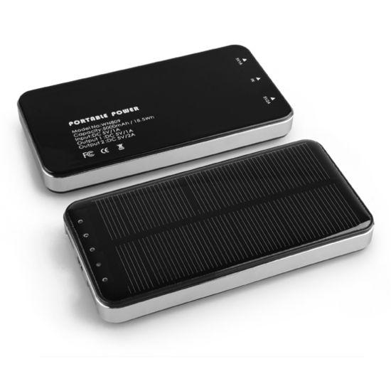 Brando solární záložní nabíječka, 5000mAh