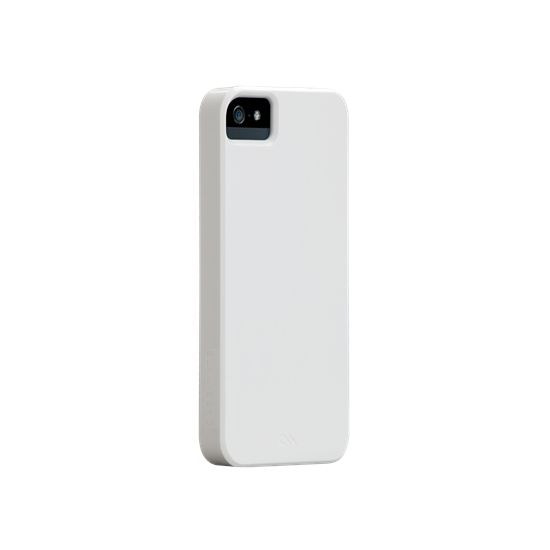 Case Mate Barely There case pro Apple iPhone 5 - bílá