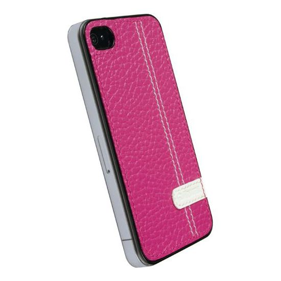 Krusell hard case - Gaia Undercover - Apple iPhone 4/iPhone 4S (růžová)