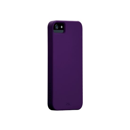 Case Mate Barely There case pro Apple iPhone 5 - fialová