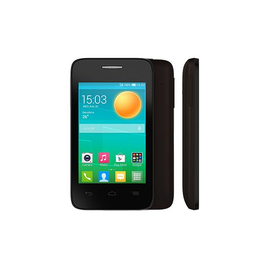 ALCATEL ONETOUCH 4018D POP D1 Dark, hnědá