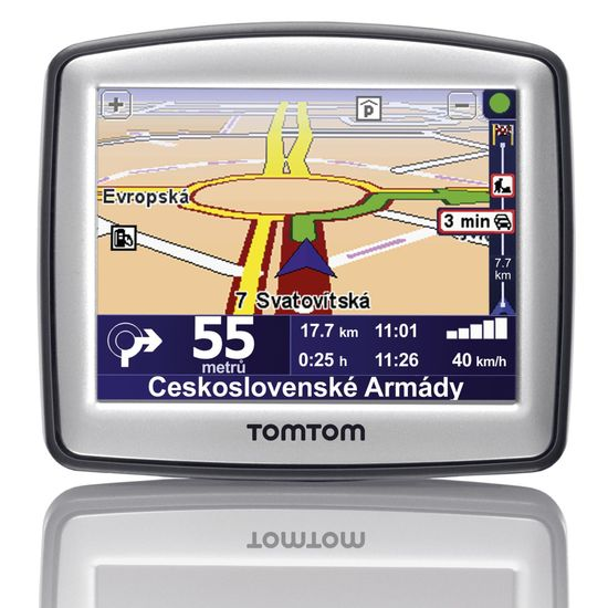 TomTom ONE Europe 31 Traffic, RDS - TMC - Evropa