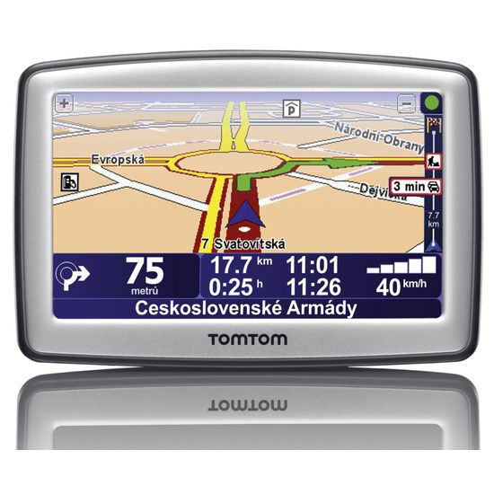 TomTom XL Europe 31 Traffic, RDS - TMC - Evropa