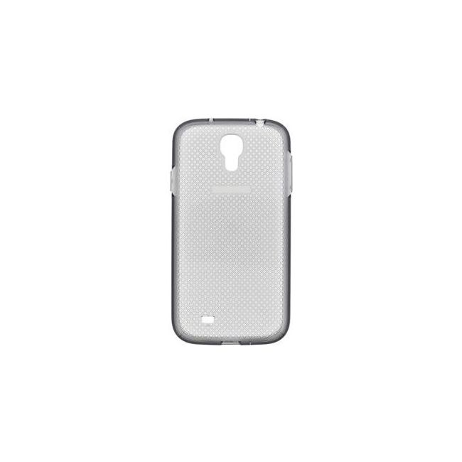 Samsung kryt na Galaxy S4, EF-AI950BS, šedý průhledný