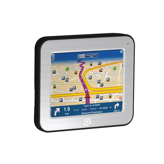 "ROUTE 66 MINI PNA, Pan Europe, 39 států, 3,5"" display"