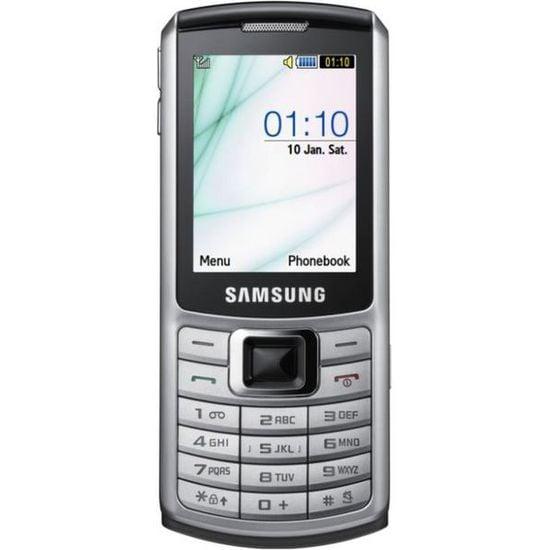 Samsung S3310 Warm Silver
