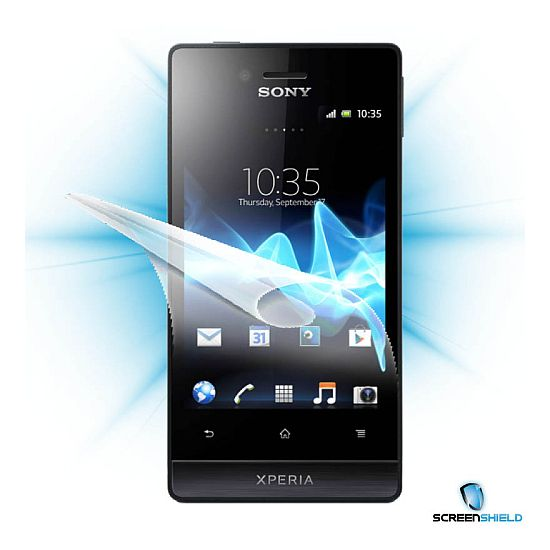 Fólie ScreenShield Sony Xperia miro - displej