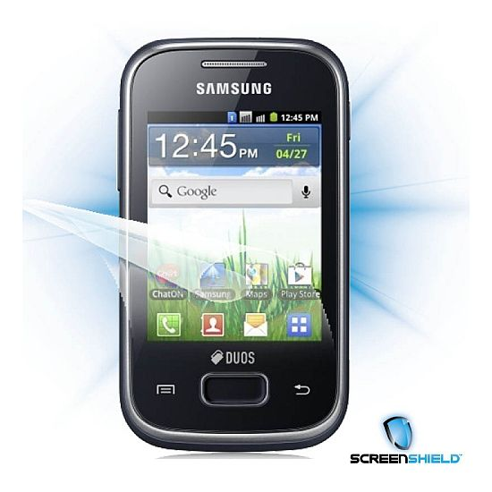 Fólie ScreenShield Samsung Galaxy Pocket Duos - displej