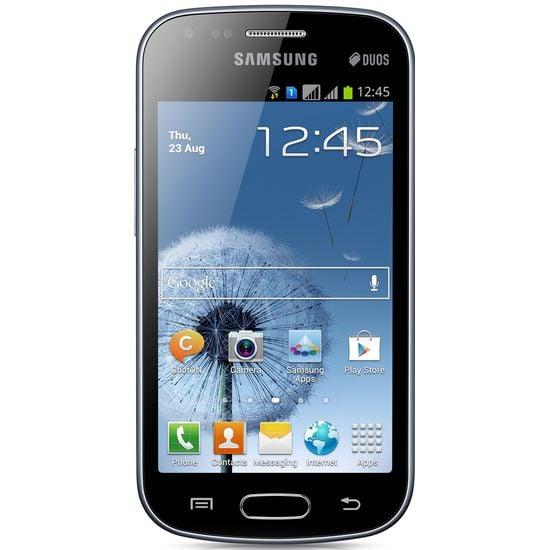 Samsung Galaxy S DUOS S7562 + SanDisk značková paměťová karta 16GB