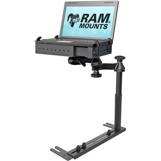 RAM Mounts No-Drill systém k uchycení notebooku do vozu, RAM-VB-196-SW1