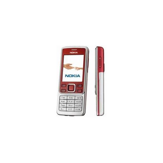 NOKIA 6300 Red 512MB