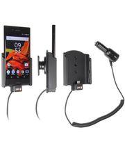 Brodit držák do auta na Sony Xperia XZ bez pouzdra, s nabíjením z cig. zapalovače