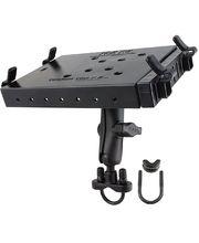 RAM Mounts univerzální držák na notebook/ tablet RAM Tough-Tray II™ s objímkou na tyč pro průměr 12,7 - 31,75 mm, sestava RAM-B-149Z-234-6U