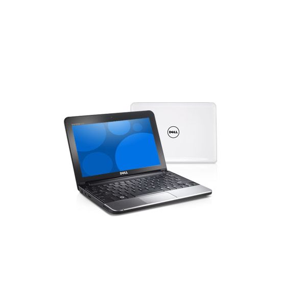 "Dell Inspiron Mini 10""/Atom N270/1GB/160GB/WiFi/CAM/BT/WSVGA/XP/bílý"