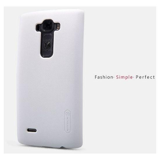 Nillkin Super Frosted Zadní Kryt pro LG H955 Flex 2, bílý