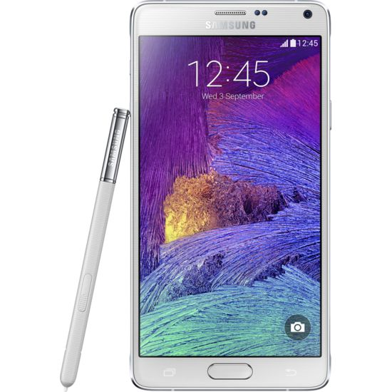 Samsung Galaxy Note 4 N910 32 GB, bílý