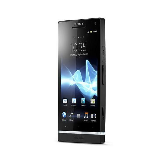Sony Xperia S 32GB + Sygic GPS Navigation