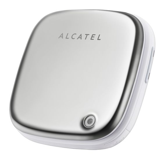 Alcatel One Touch 810 stříbrná