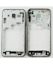 Náhradní díl střední díl na Samsung J500 Galaxy J5 Black, černý
