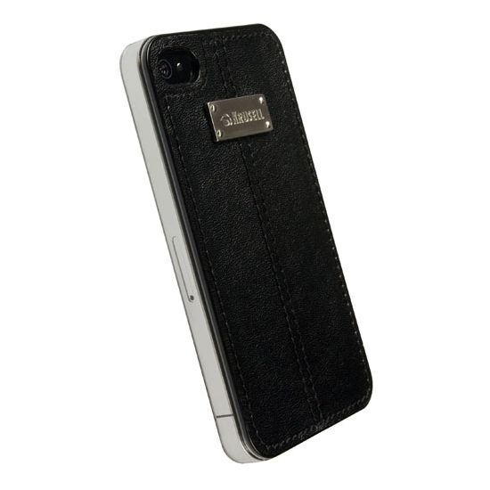 Krusell hard case - Luna Undercover - Apple iPhone 4/iPhone 4S (černá)