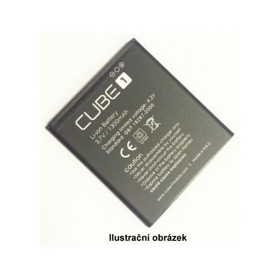 Baterie pro CUBE1 G44  1300mAh Li-Pol
