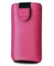 Fixed pouzdro Soft Slim se zavíráním, velikost XL, růžová