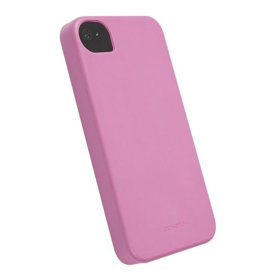 Krusell hard case - BioSerie BioCover - Apple iPhone 5 (růžová)