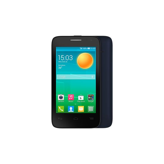 ALCATEL ONETOUCH 4035D POP D3, modrá