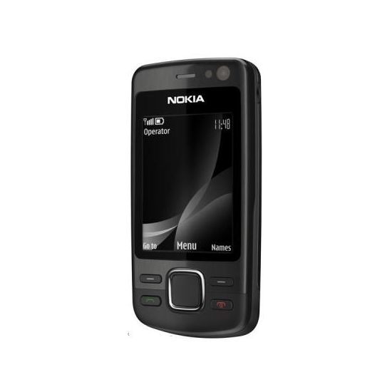 NOKIA 6600i slide Black