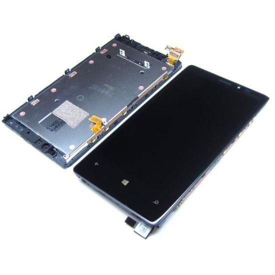 Náhradní díl LCD Display + Dotyková Deska + Přední Kryt na Nokia 920 Lumia