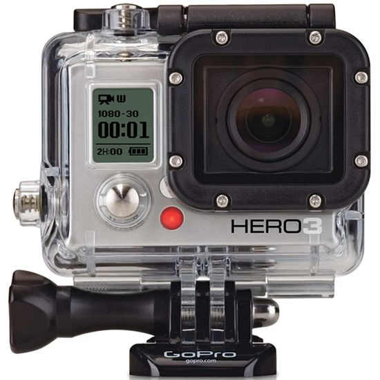 GoPro HD HERO3 White Edition