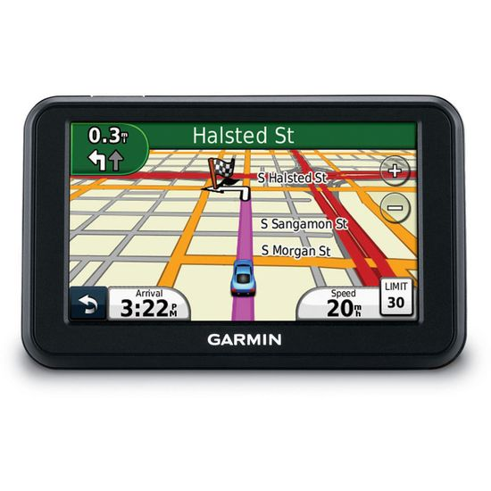 Garmin nüvi 40 Eastern Europe Lifetime