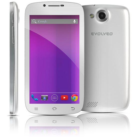 Evolveo XtraPhone 5.3 Q4 + Autonabíječka v hodnotě 179 Kč ZDARMA