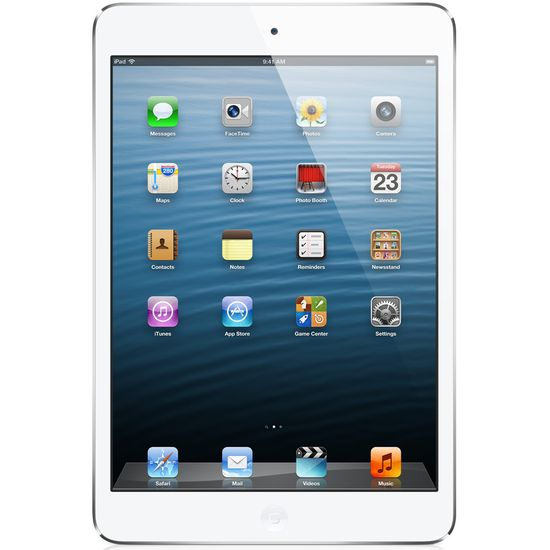 Apple iPad Mini Wi-Fi 64GB bílý + Tivizen HDTV tuner