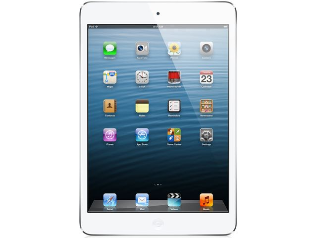 obsah balení Apple iPad Mini Wi-Fi 32GB bílý + Tivizen HDTV tuner