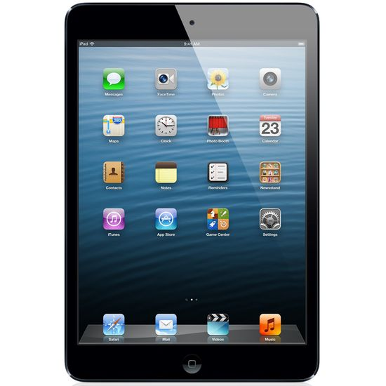Apple iPad Mini Wi-Fi + Cellular 16GB černý