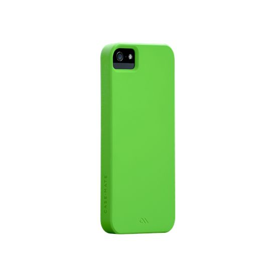 Case Mate Barely There case pro Apple iPhone 5 - elektrizující zelená