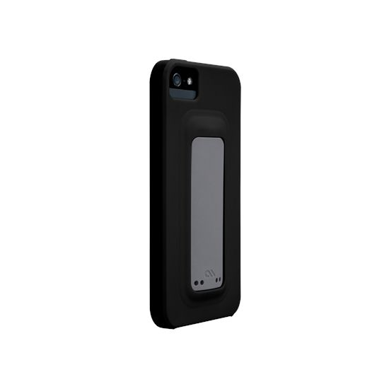 Case Mate Snap pro Apple iPhone 5 - Black/Grey