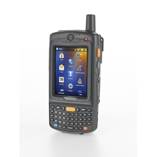 Motorola MC75A6 - HSDPA, 802.11a/b/g Img C am 256/1BG Num WM6.5, 2.5X MC75A6-P4CSWRRAAWR