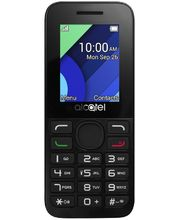 ALCATEL 1054D Charcoal šedý