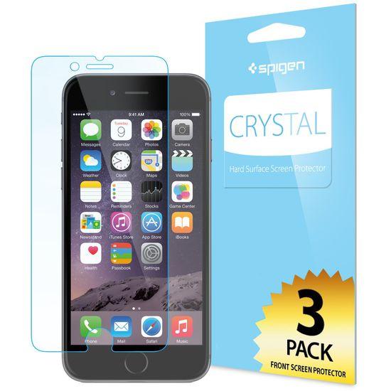 Spigen fólie na displej Crystal pro iPhone 6, čirá