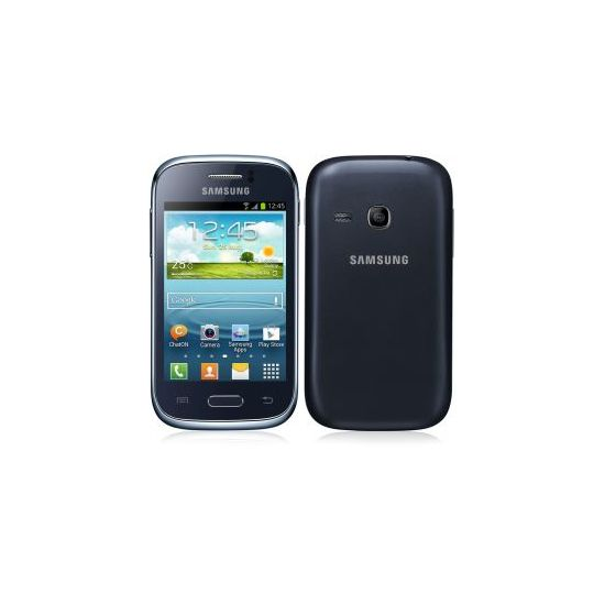 invisibleSHIELD pro Samsung Galaxy Young S6310 - displej