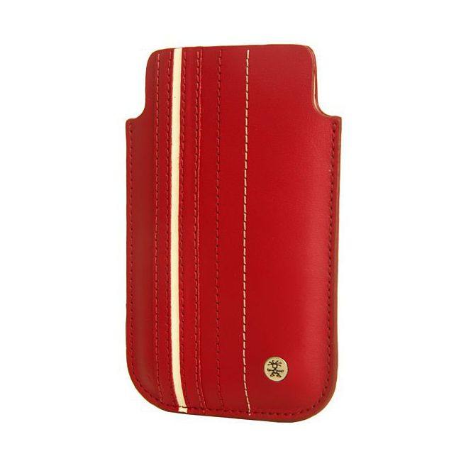 Crumpler pouzdro The Le Royale iPhone Red